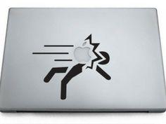 Creativos Stickers Para Tu MacBook