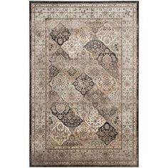 "Darby Home Co Randalholme Light Blue/Light Beige Area Rug Rug Size: 5'1"" x 7'7"""