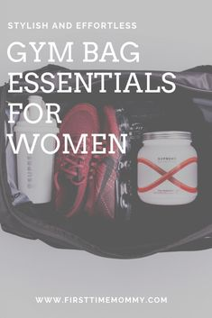 7 Things I put in my gym bag - First Time Mommy : What do you need for a good workout session in the gym? Gym bag essentials of course! Here are 7 things I put in my gym bag. School Bag Essentials, Weight Bench Set, Bag Sewing, Morning Gym, Gym Routine, Night Routine, Workout Routines, Bag Women, School Bags For Kids