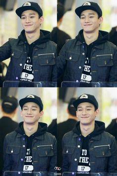 15/04/15 Chen K Pop Boy Band, Boy Bands, Kyungsoo, Chanyeol, Yoo In Na, Ko Ko Bop, Xiuchen, Kim Jongdae, Kim Jung