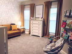Baby Room Decor, Nursery Decor, Ikea Bedroom, Contemporary Interior Design, Entryway, Maternity, Furniture, Home Decor, Appetizer