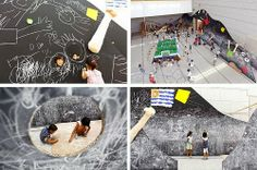 The Architecture of Early Childhood | The Cheering Mountain - part of the 'Garden for Children' exhibition in Tokyo.
