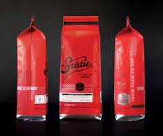 Státic Coffee - by Farm Design #embalagem #cafe #design #package #coffee #static #farm