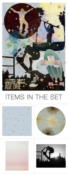 """""""*skater since age one*    """"Top Art Set"""""""" by karineg ❤ liked on Polyvore featuring art"""