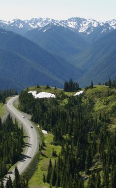 Hurricane Ridge | Travel | Vacation Ideas | Road Trip | Places to Visit | Port Angeles | WA | Historic Site | Ski Area | Natural Feature | Hiking Area | Scenic Point