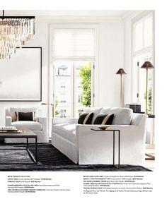 Suede Center Band Pillow Cover by Kelly Hoppen - Lumbar Elegant Home Decor, Elegant Homes, Classic Furniture, New Furniture, Luxury Furniture, Luxury Interior Design, Living Room Decor, Living Rooms, House Design