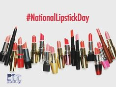 Didnt know....@Regrann from @officialmauryshow -  Pucker up it's National Lipstick Day...check out these 3 stories about cheating love makeovers and of course. Click on the in the link in bio to see the videos. #NationalLipstickDay #maury #summerofmaury #makeup  #lipstick  #Explore #MMV www.biglifemmv.com - #regrann