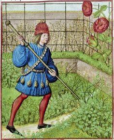 L'Art d'aimer au Moyen-Age- 1/2 – | Le Roman de la Rose