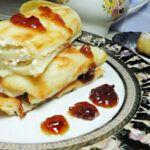 Десерт «Птичье молоко» - Кулинария Pancakes, Deserts, Breakfast, Food, Morning Coffee, Desserts, Eten, Postres, Dessert