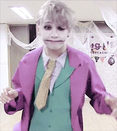 """"""" I need more Joker Tae in my life.. """""""