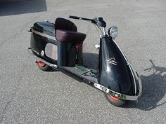 Salsbury Scooter- Would love to have one!