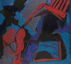 Judith Godwin, Harlem, 1981, Berry Campbell Gallery