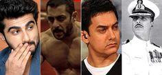 तो रुस्तम होते आमिर और सुल्तान होते अर्जुन #akshay kumar #salman khan #amir khan #arjun kapoor #bollywood news #bollywood actors #entertainment news #bollywood gossip