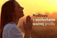Skuteczna modlitwa o wstawiennictwo potężnego świętego i spełnienie ważnej prośby / Życie i wiara Religious Pictures, Prayer Quotes, Better Life, Motto, Meditation, Prayers, Faith, Movie Posters, Shower