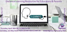 Distance Learning Resources for Educators and Parents Learning Websites, Learning Courses, Learning Resources, Blog Website Design, Website Ideas, Psychology Online, Online Tutoring, France, Educational Technology
