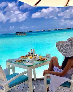 Maldives turquoise @nature paradise. Photo by @ego_marina