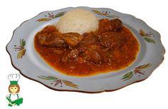 Cocina con Amparo Lozano y Thermomix - Carrilleras de cerdo con tomate y arroz blanco