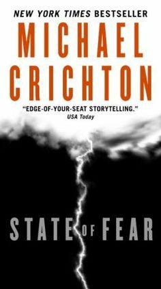 State of Fear - by Michael Crichton