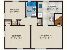440), straw bale house plan, 440 sq. ft. | Tiny House Plans ...