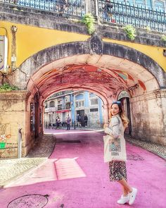 Venice of Portugal Christ The Redeemer, Christ The King, Stuff To Do, Things To Do, Pink Street, Beach At Night, Famous Wines, Summer Goals, Go Hiking