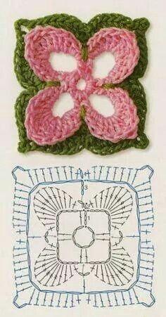 Mattonella fiore