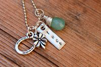 St. Patrick's day Necklace  http://www.etsy.com/listing/93215747/lucky-charm-necklace