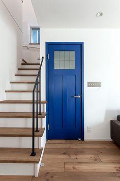 隠れ和室でくつろげる、落ち着いたナチュラルスタイルのお家*