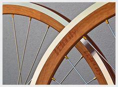 Velocity // wooden rims