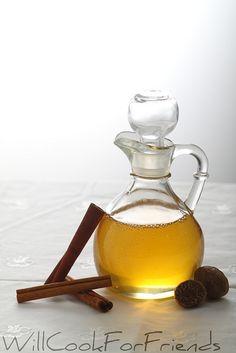 Facial wash/scrub   1/4 cup Raw Honey  1.5 tsp. - 1.5 TBSP Cinnamon  1/2 tsp. - 2 tsp. Nutmeg