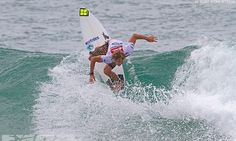 Kai Otton é o atual campeão da etapa de Peniche, em Portugal, e número 24 do ranking mundial (Foto: Divulgação asp)