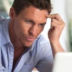 Men who rely on online dating sites in finding a partner