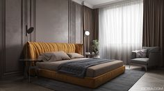 Apartment in Royal Tower on Behance