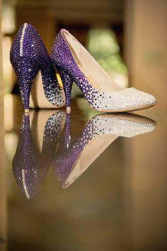 Swarovski purple