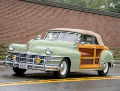 1948 Chrysler Town & Country convertible http://www.classiccarstodayonline.com