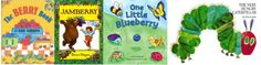 berries books and activities
