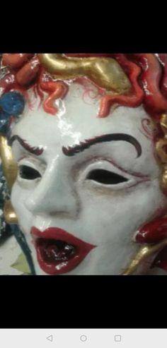 Samba, Halloween Face Makeup