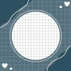 Polaroid Template, Presentation Templates, Chibi, Mirror, Instagram, Home Decor, Decoration Home, Room Decor, Mirrors
