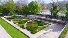 RMP Stephan Lenzen Landschaftsarchitekten: Kurfürstliches Schloss Koblenz landscap architectur