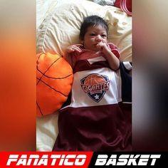 by @airilopa #FanaticoBasket  Mi príncipe peludo mi futuro jugador #enamoradademiprincipe #principepeludo @andre03b @fanaticobasket  @gigantesdeguayana