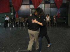 Cours de Tango argentin Marche et Boleo Miguel Gabis et Victoria Vieyra