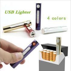 Sigara Şeklinde USB Çakmak Sigaranızı yaz kış, rüzgarlı hava demeden Sigara Şeklinde USB Çakmak ile kolayca yakın! Sigara içiyorsanız size bir müjdemiz var.…