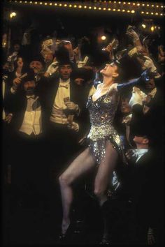 Satine in Black Diamonds Dress, Moulin Rouge. Satine Moulin Rouge, Moulin Rouge Movie, Moulin Rouge Costumes, Le Moulin, Game Costumes, Ballet Costumes, Han And Leia, Russian Ballet, Cult
