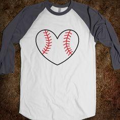 MLB Baseball Heart - Phantastique - Skreened T-shirts, Organic Shirts, Hoodies, Kids Tees, Baby One-Pieces and Tote Bags Custom T-Shirts, Organic Shirts, Hoodies, Novelty Gifts, Kids Apparel, Baby One-Pieces | Skreened - Ethical Custom Apparel