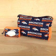 Diaper Bag Denver Broncos