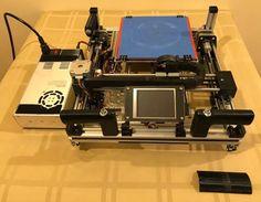 Bergen Makerspace Transportable Printer: 56 Steps (with Pictures) 3d Printing News, 3d Printing Business, 3d Printing Service, 3d Printer Designs, 3d Printer Projects, Websites Like Etsy, Prusa I3, 3d Printable Models, 3d Pen
