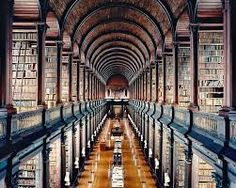 Hahnemuhle PHOTO RAG Fine Art Paper (other products available) - Interior of the Library, Trinity College, Dublin, Eire (Republic of Ireland), Europe - Image supplied by WorldInPrint - Fine Art Print on Paper made in the UK Stretched Canvas Prints, Framed Prints, Framed Wall, Trinity College Dublin, Trinity Library, Best Nursing Schools, College Library, School Libraries, Library University