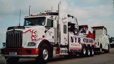 Towing And Recovery, Tow Truck, Big, Vehicles, Car, Vehicle, Tools