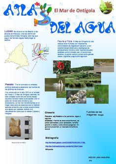 El Mar de Ontígola Inés de Lara - 2º A