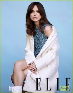 Keira Knightley: Teenage Years Are for 'Getting Unbelievably Drunk' & 'Making Mistakes' | keira knightley covers elle uk july 2014 02 - Phot...