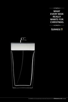 GUINNESS - what every man really wants for Christmas - 1/2
